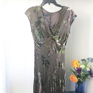 Jones New York Floral print Maxi Dress
